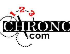 #8 for Design a Logo for my professional website, 123chrono.com af utopicbalcanic