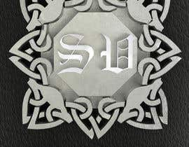 #34 para Change Logo to Chrome hearts style with steam. por fi6