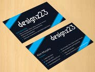 Graphic Design Kilpailutyö #29 kilpailuun Business Cards for marketing agency