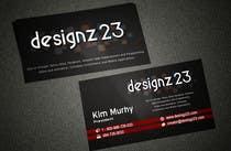 Graphic Design Kilpailutyö #43 kilpailuun Business Cards for marketing agency