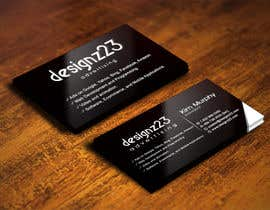 #228 untuk Business Cards for marketing agency oleh IllusionG