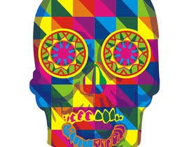#1 untuk Create POP ART Skull With Diamond Eyes oleh imagencreativajp