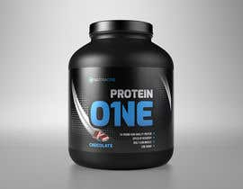#40 for Create Print and Packaging Designs for NutraOne protein supplement af LuisEduarte