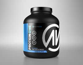 #50 for Create Print and Packaging Designs for NutraOne protein supplement af LuisEduarte