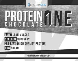 #20 cho Create Print and Packaging Designs for NutraOne protein supplement bởi Krcello