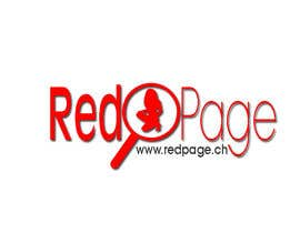 nº 24 pour RedPage logo design. Search engine for XXX par tontomaldito