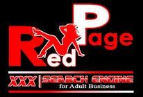 Graphic Design des proposition du concours n°34 pour RedPage logo design. Search engine for XXX