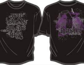 #22 for Fallen Angel - Haster Tshirt Design by gr0uchyoldbag