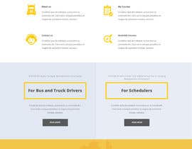 #20 para Design a Website Mockup: AFM por rhmguy