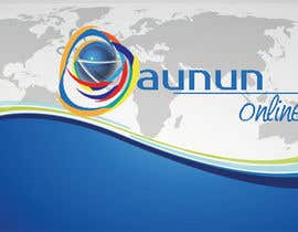 #28 for Design a Logo for Aunun (online) by rashfimohammad