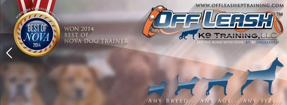 Kilpailutyö #18 kilpailussa Design a Facebook Cover Graphic for Dog Business