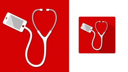 #14 for Design a Logo for a medical app af picitimici