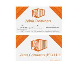 #6 cho Design a letterhead and business cards for a container company bởi designerAh