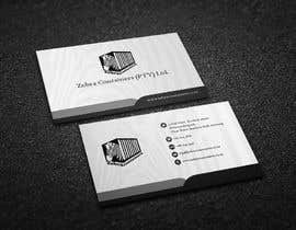 #1 cho Design a letterhead and business cards for a container company bởi Khalilmz