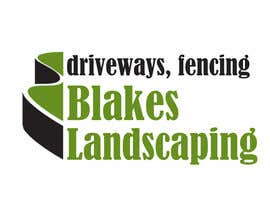#46 for Design a Logo for landscaping, driveways, fencing company af oksuna