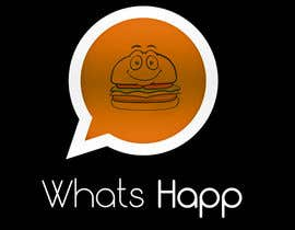 #19 for Ontwerp een Logo for whatshapp by saidghouila