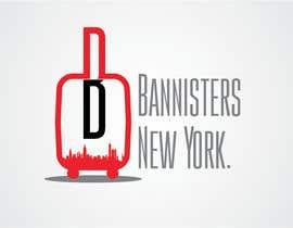 Nro 25 kilpailuun Design eines Logos for Bannisters New York käyttäjältä javieranderson