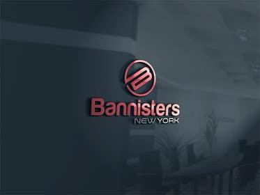 Nro 4 kilpailuun Design eines Logos for Bannisters New York käyttäjältä ChKamran