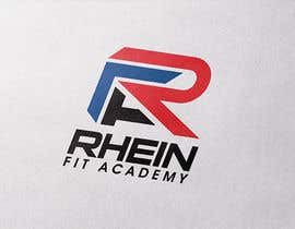 #16 para Design a Logos for Rhein Fit Academy por markmael