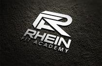 Design a Logos for Rhein Fit Academy için Graphic Design19 No.lu Yarışma Girdisi
