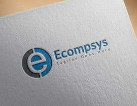 #19 cho Design a Logo for an IT consulting Company: ecompsys bởi Syedfasihsyed