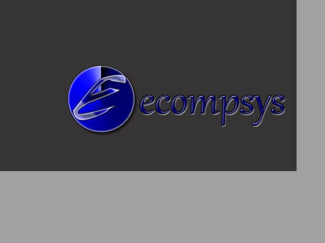 Bài tham dự cuộc thi #27 cho Design a Logo for an IT consulting Company: ecompsys