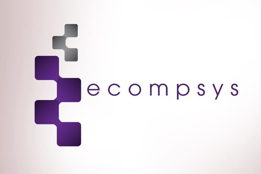 Bài tham dự cuộc thi #2 cho Design a Logo for an IT consulting Company: ecompsys