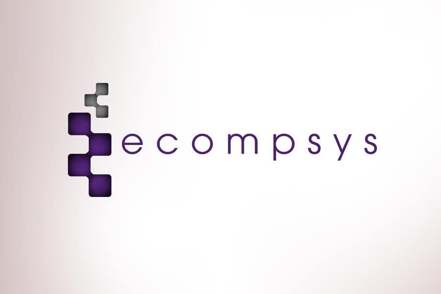 Bài tham dự cuộc thi #3 cho Design a Logo for an IT consulting Company: ecompsys