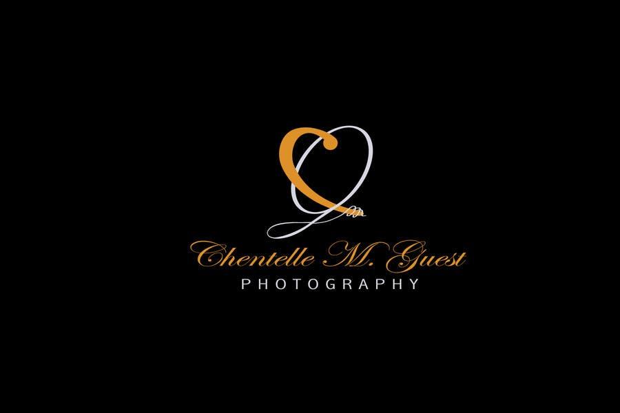 Kilpailutyö #                                        92                                      kilpailussa                                         Graphic Design for Chentelle M. Guest Photography