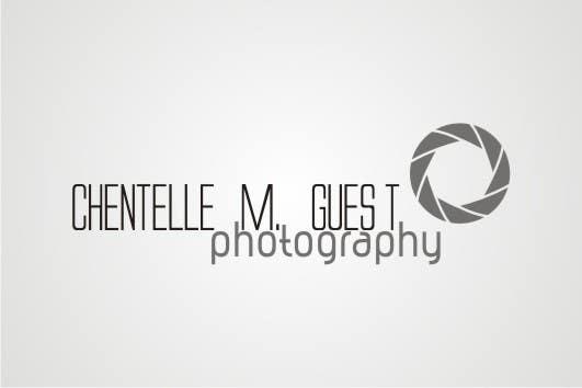 Kilpailutyö #                                        176                                      kilpailussa                                         Graphic Design for Chentelle M. Guest Photography