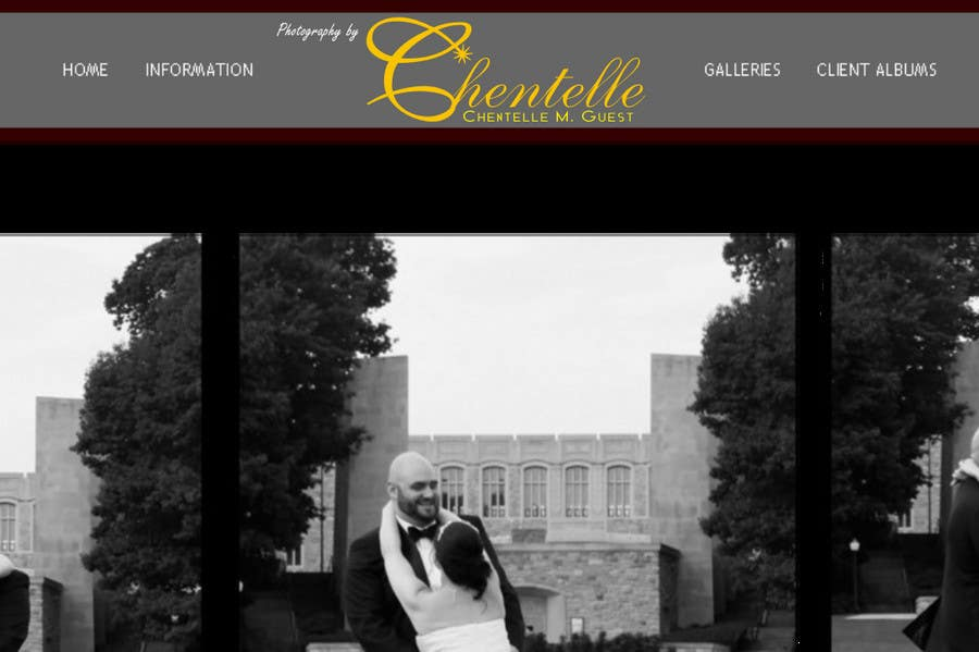 Contest Entry #                                        25                                      for                                         Graphic Design for Chentelle M. Guest Photography