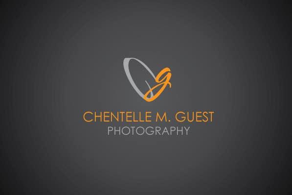 Kilpailutyö #49 kilpailussa Graphic Design for Chentelle M. Guest Photography