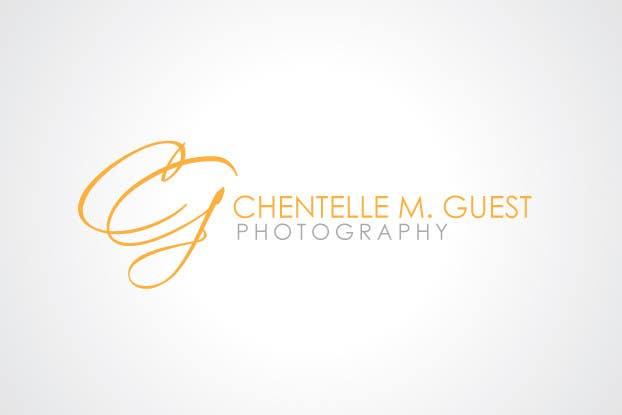 Kilpailutyö #28 kilpailussa Graphic Design for Chentelle M. Guest Photography