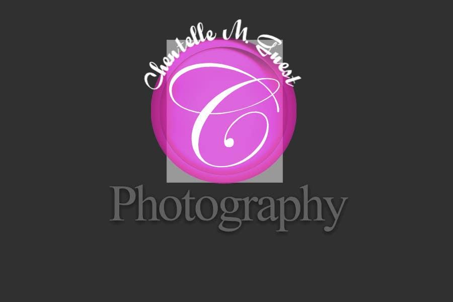 Kilpailutyö #                                        139                                      kilpailussa                                         Graphic Design for Chentelle M. Guest Photography