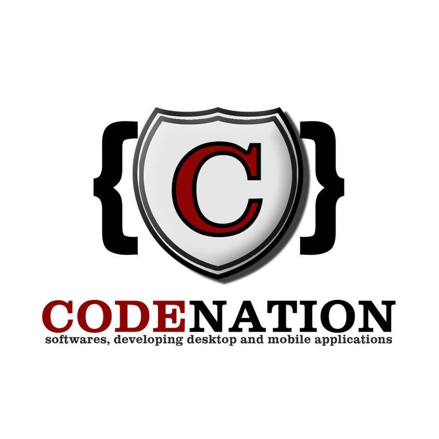 Penyertaan Peraduan #77 untuk Design a logo for a software company