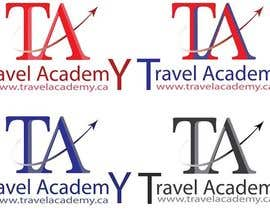 #25 for Design a Logo for TravelAcademy.ca by malaka13