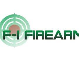 #9 para Design a Logo for F-1 Firearms por desislavsl