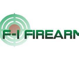 #9 for Design a Logo for F-1 Firearms af desislavsl