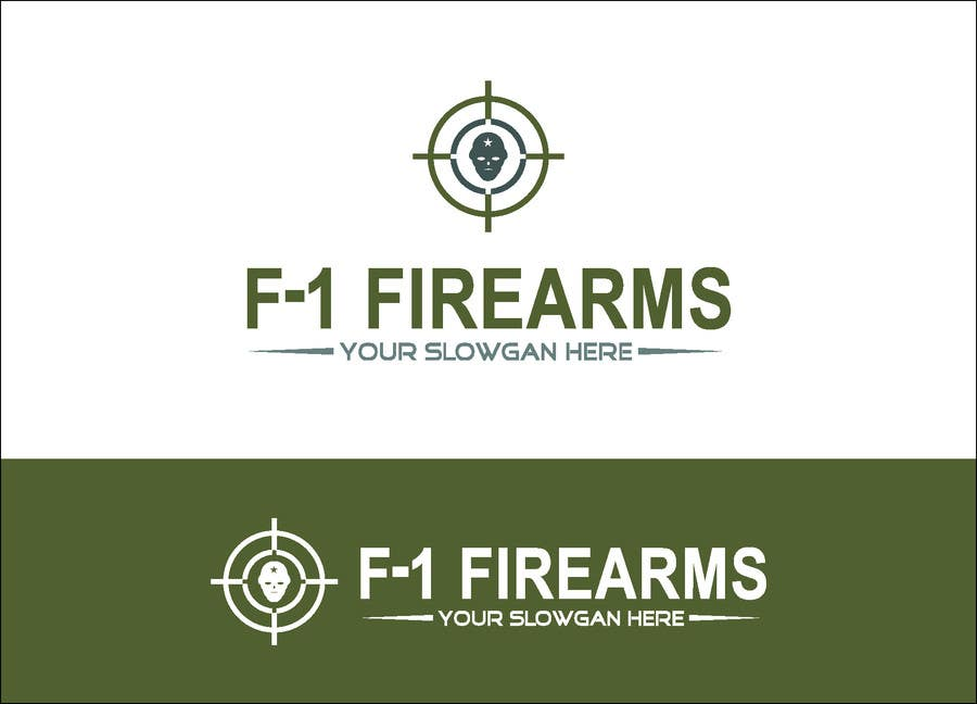Contest Entry #55 for Design a Logo for F-1 Firearms