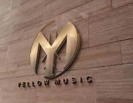 #47 para Design a Logo for Yellow Music por Bogdanbloo