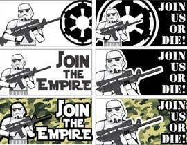 #1 for Need a Star Wars/AR-15 image for our product af trishirts