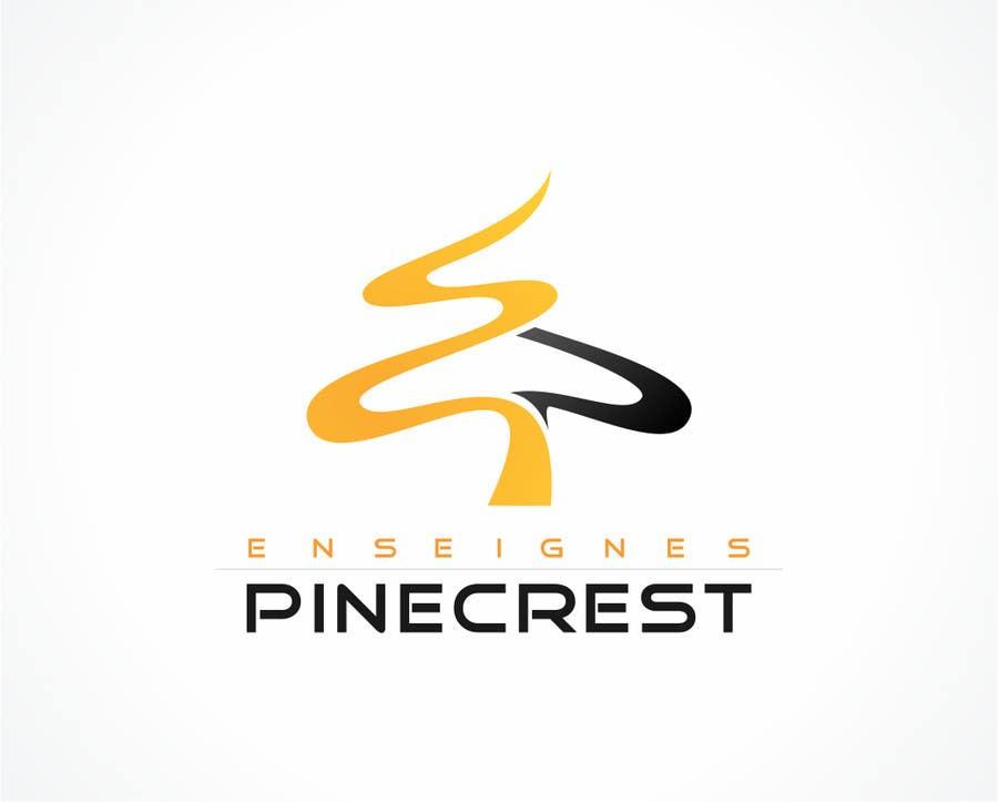 Конкурсная заявка №195 для Logo Enseignes Pinecrest