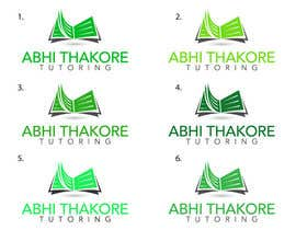#46 for Design a Logo for Abhi Thakore Tutoring by Jehanzebbarket