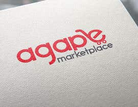 #44 for Design a Logo for Agape Marketplace by cooldesign1