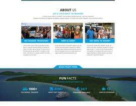 Dezign365web tarafından Design a 2 page Website Mockup için no 12