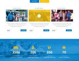#17 for Design a 2 page Website Mockup af syrwebdevelopmen