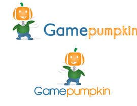 #119 para Logo Design for GamePumpkin de catalinmoraru