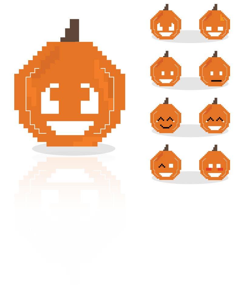 Penyertaan Peraduan #74 untuk Logo Design for GamePumpkin