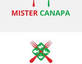 #74 for Disegnare un Logo for Mister Canapa by syrwebdevelopmen