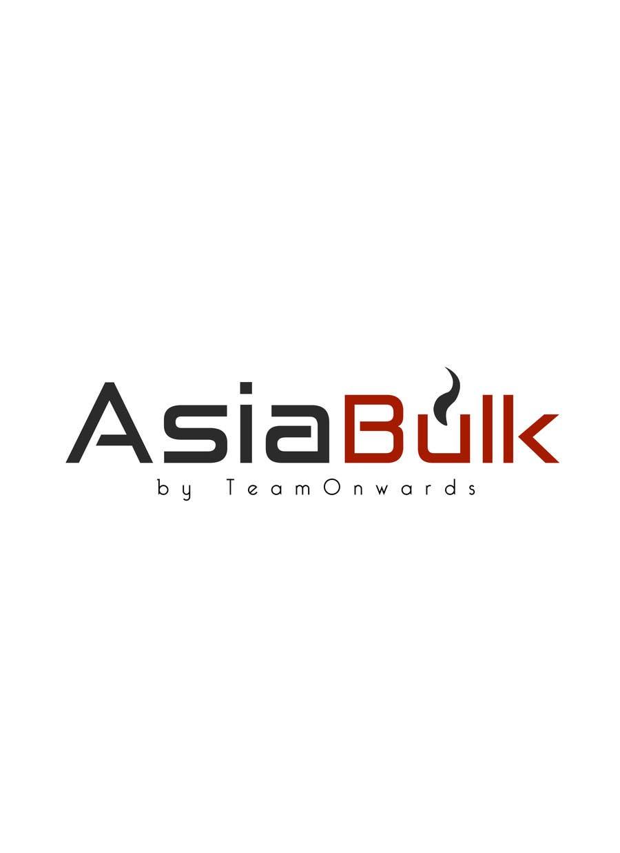 Penyertaan Peraduan #4 untuk Design a Logo for AsiaBulk by TeamOnwards